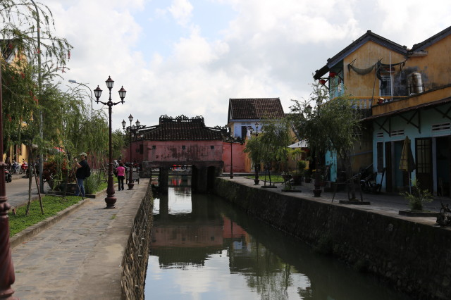 Hoi An Jananese Bridge