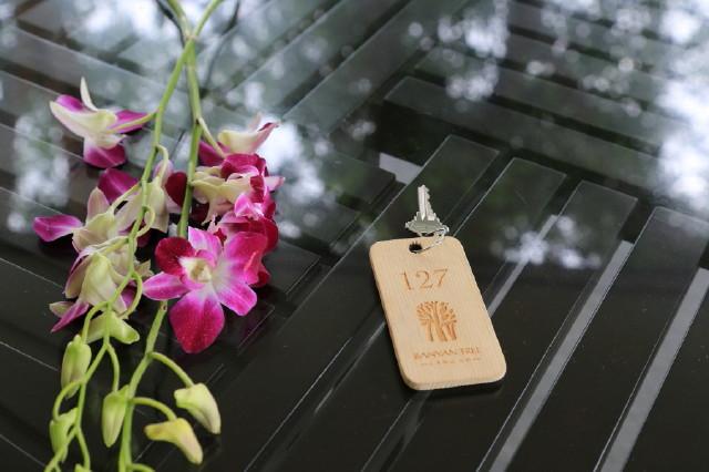 our villa key