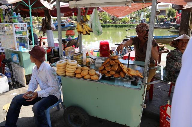 stree food stall