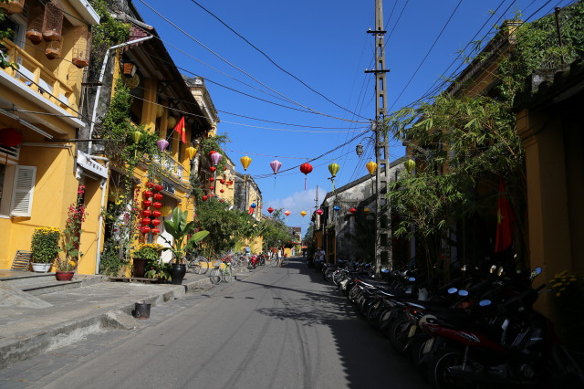 Hoi An Ancient Town, a UNESCO's World Heritage Site