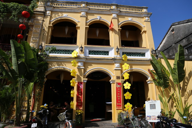 local restaurant in Hoi An - Morning Glory Restaurant