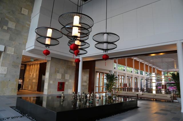 lobby of Angsana Lang Co
