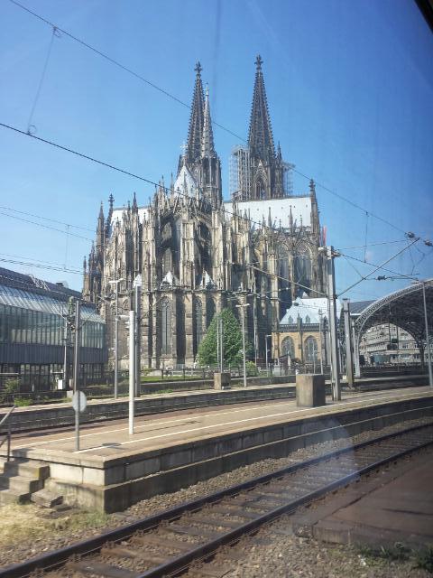 Kolner Dom, near Koln Hauptbahnhof