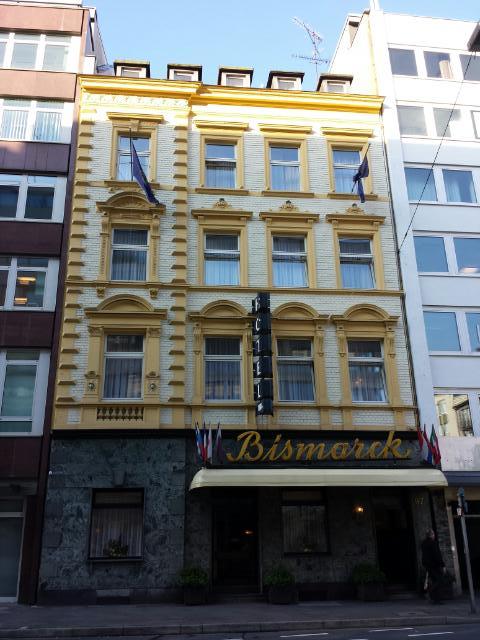 Hotel Bismarck Dusseldorf